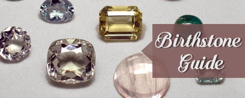 Birthstone Guide at Lowery Jewelers