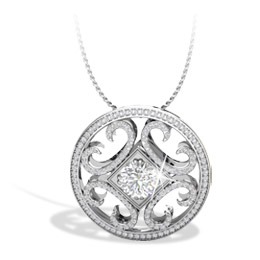 Diamond Pendants Exclusive Jewelery
