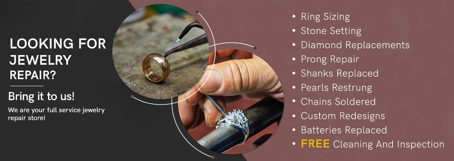 Jewelry Repair Service At Lowery Jewelers